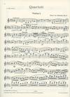 HAL LEONARD Dohnanyi, Ernst von: Quartet No. 2 in Db Op.15 (string quartet) SPECIAL IMPORT