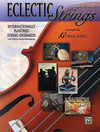Alfred Music Berg, G: Eclectic Strings Bk.1 (3 violins, Viola, Cello, Bass, Piano)