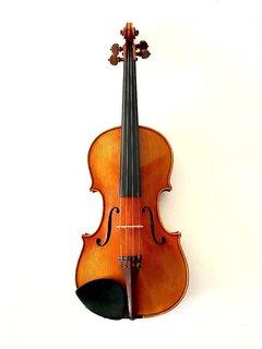 Ling Zhen Hua violin, 1992, Luohu, Shenzhen, CHINA