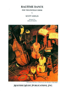 LudwigMasters Joplin, Scott (Colon): Ragtime Dance for Cello Choir (4 cellos)