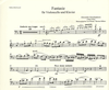 Gretchaninow, A.: Fantasie for Cello & Piano