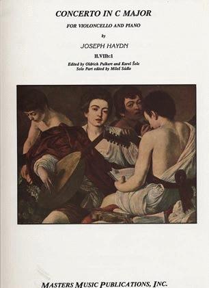 LudwigMasters Haydn, F.J.: Concerto in C Major (cello & piano)