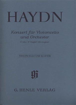 HAL LEONARD Haydn, F.J. (Gerlach): Concerto in C Major, Hob.VIIb: 1 - URTEXT (cello & piano)