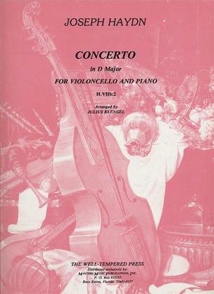LudwigMasters Haydn, F.J. (Klengel): Cello Concerto in D (cello & piano)