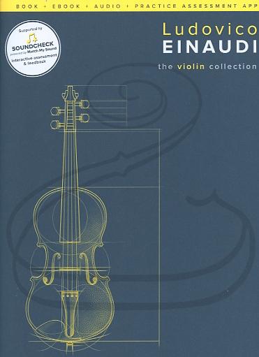 HAL LEONARD Einaudi: The Violin Collection (violin & piano)(audio access) Chester