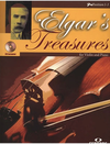 HAL LEONARD Elgar, Edward: Elgar's Treasures (violin & piano or CD)
