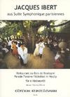 Edition Kunzelmann Ibert, Jacques (Thomas-Mifune): Suite Symphonique Parisiennes (6 cellos)