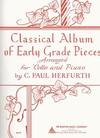 HAL LEONARD Herfurth, C.Paul: Classical Album of Early Grade Pieces (cello & piano)