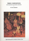 LudwigMasters Herbert, Victor: Three Compositions (cello & piano)