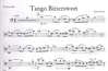 Hersch, Fred: Tango Bittersweet (cello or violin & piano)