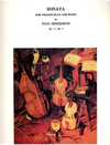 LudwigMasters Hindemith, Paul: S onata Op.11 No.3 (cello & piano)