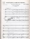 Carl Fischer Casterede, Jacques: Avant que l'aube ne Vienne (violin, Viola, Cello, Piano)