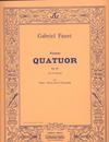 Faure, Gabriel: Piano Quartet Op.15No. 1 (piano, violin, viola, cello)