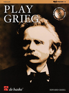 HAL LEONARD Grieg, E.: Play Grieg (violin & CD)