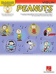 HAL LEONARD Guaraldi, Vince: Peanuts (violin & cd)