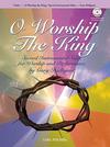 Carl Fischer Hallquist, Gary: O Worship the King (violin & CD)