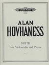 Hovhaness, Alan: Suite Op.193 (cello & piano)