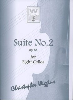 Suite No. 2, op. 84 for Eight Cellos (8 cellos)