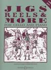 HAL LEONARD Jones, E.H.: Jigs, Reels, & More (cello)