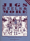 HAL LEONARD Jones, E.H.: Jigs, Reels & More (cello, piano, and guitar chords)