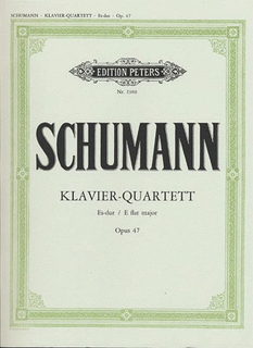 Schumann, R.: Piano Quartet Op.47 (piano, violin, viola, cello)