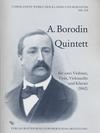 Wollenweber Borodin, A: Piano Quintet (2 violins, Viola, Cello, Piano)