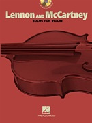 HAL LEONARD Lennon & McCartney: Solos for Violin (violin & CD)