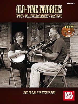 Levenson, Dan: Old Time Favorites for Fiddle and Mandolin (violin, mandolin, CD)