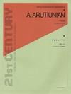 HAL LEONARD Arutiunian, Alexander: Poem (cello & piano)
