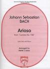 Carl Fischer Bach, J.S. (Isaac): Arioso from Cantata No.156 (cello & piano)