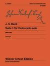 Carl Fischer Bach, J.S. (Leisinger): Suite No.1 BWV 1007 (cello solo)