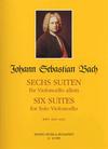 HAL LEONARD Bach, J.S. (Brasa): 6 Suites (cello solo)