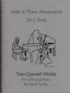 Last Resort Music Publishing Kelley, Daniel: Suite in Three Movements/De L'Ame (cello & piano)