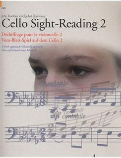 HAL LEONARD Kember, John & Smith: Cello Sight-Reading 2