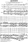 HAL LEONARD Brahms (Struck): Quintet in F minor, Op.34 - URTEXT (piano quintet) Henle Verlag