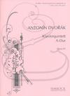 HAL LEONARD Dvorak: Piano Quintet in A Major, Op.81 (piano quintet) Simrock