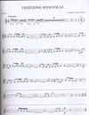 HAL LEONARD Mannheim Steamroller Christmas for violin with online audio access