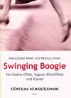 Meier, Hans Dieter: Swinging Boogie (violin, Piano, CD)