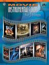 Alfred Music Movie Instrumental Solos for Strings (violin & CD)