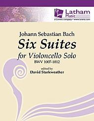 LudwigMasters Bach, J.S. (Starkweather): 6 Suites for Unaccompanied Violoncello