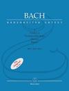 Barenreiter Bach, J.S. (Woodfull-Harris/Schwemer): 6 Suites for Cello Solo, BWV 1007-1012 - URTEXT (cello) Barenreiter