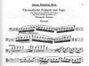 LudwigMasters Bach, J.S.: Chromatic Fantasy & Fugue (cello & piano)