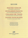 HAL LEONARD Kocsar, Miklos: Hungarian Dances (Cello & Piano)