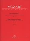 Barenreiter Mozart, W.A.: Piano Quintet/Concerto in F KV413 (piano, 2 violins, viola, cello)