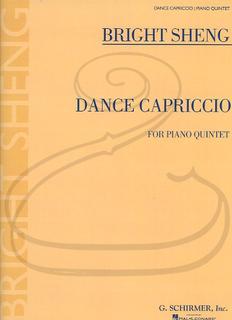 HAL LEONARD Sheng: (score/parts) Dance Capriccio (piano quintet) Schirmer
