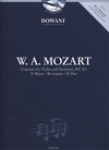 HAL LEONARD Mozart, W.A. (Dowani): Concerto in D Major (violin, Piano, CD)