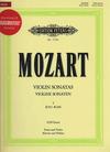 Mozart, W.A. (Eisen): Violin Sonatas Vol.1 (violin, piano, CD) urtext