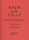 HAL LEONARD Bach, J.S. (Krane): Bach for the Cello-10 pieces in first position (cello & piano)