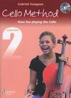 HAL LEONARD Koeppen: Cello Method, Vol.2 (cello)