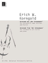 Carl Fischer Korngold, E.W.: Serenade from ''The Snowman'' (cello or violin and piano)